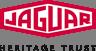 Jaguar Daimler Heritage Trust logo