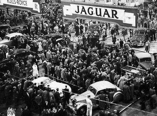 https://www.jaguarheritage.com/uploads/2018/05/1949-Earls-Court-Motor-Show.jpg
