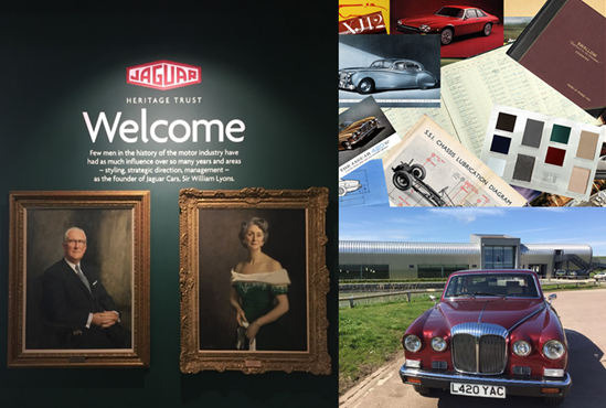 Jaguar Daimler Heritage Trust 6cb904091448